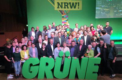 Alle  gewählten Kandidaten fpr die Landtagswahl 2017