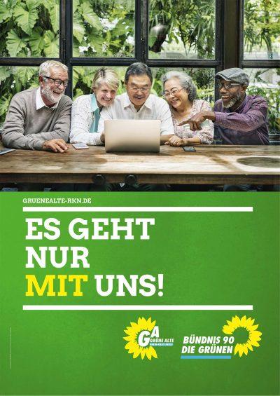 Grüne Alte jetzt unterstützen!