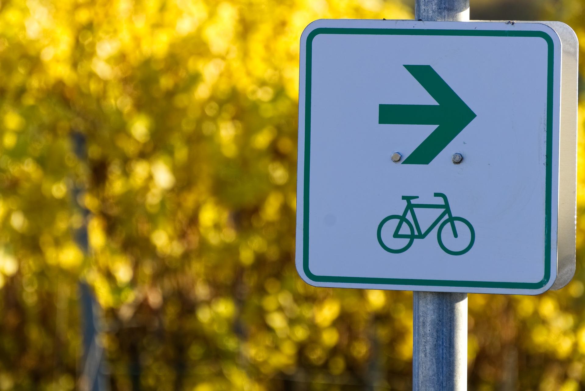 GRÜNE fordern Radwegeleitsystem für das Rheinische Revier