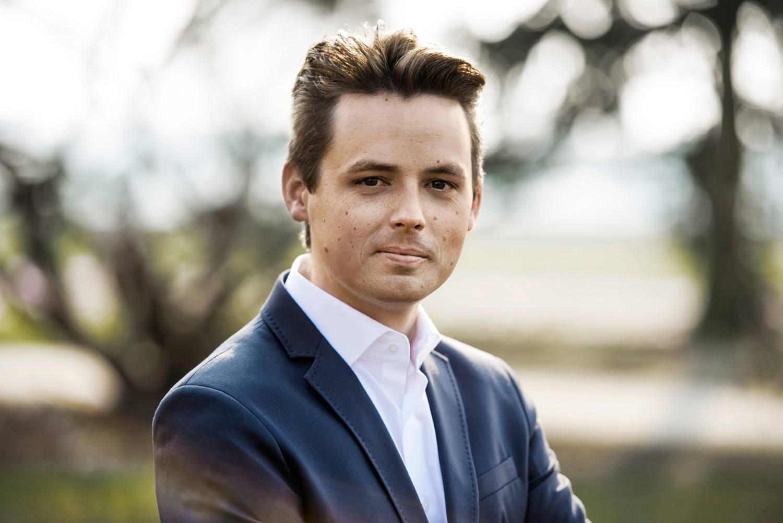Vorstellung: Christian Gaumitz ist Spitzenkandidat der Grünen zur Kreistagswahl und Kandidat zur Landratswahl 2020