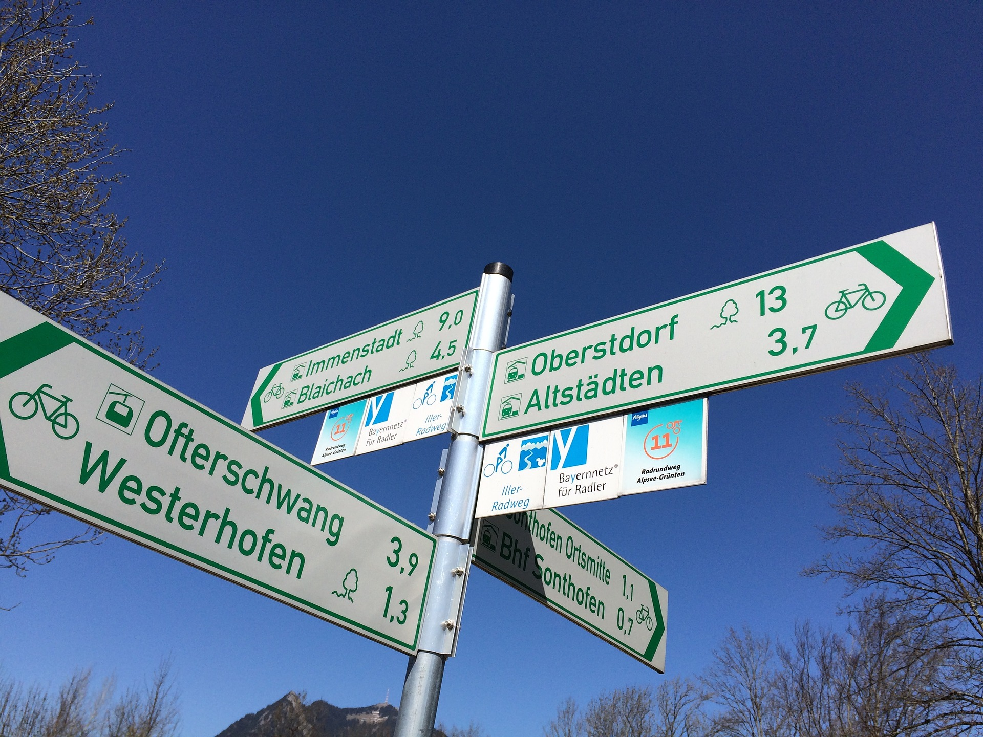 GRÜNE bringen Radwegeleitsystem für das Rheinische Revier auf denWeg