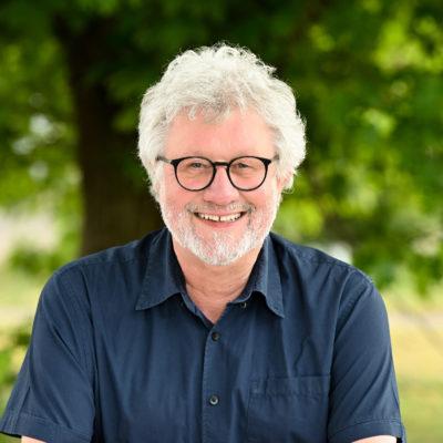 Erhard Demmer, Kreistagsabgeordneter der GRÜNEN im Rhein-Kreis Neuss und Sprecher für Wirtschaftspolitik und Strukturwandel