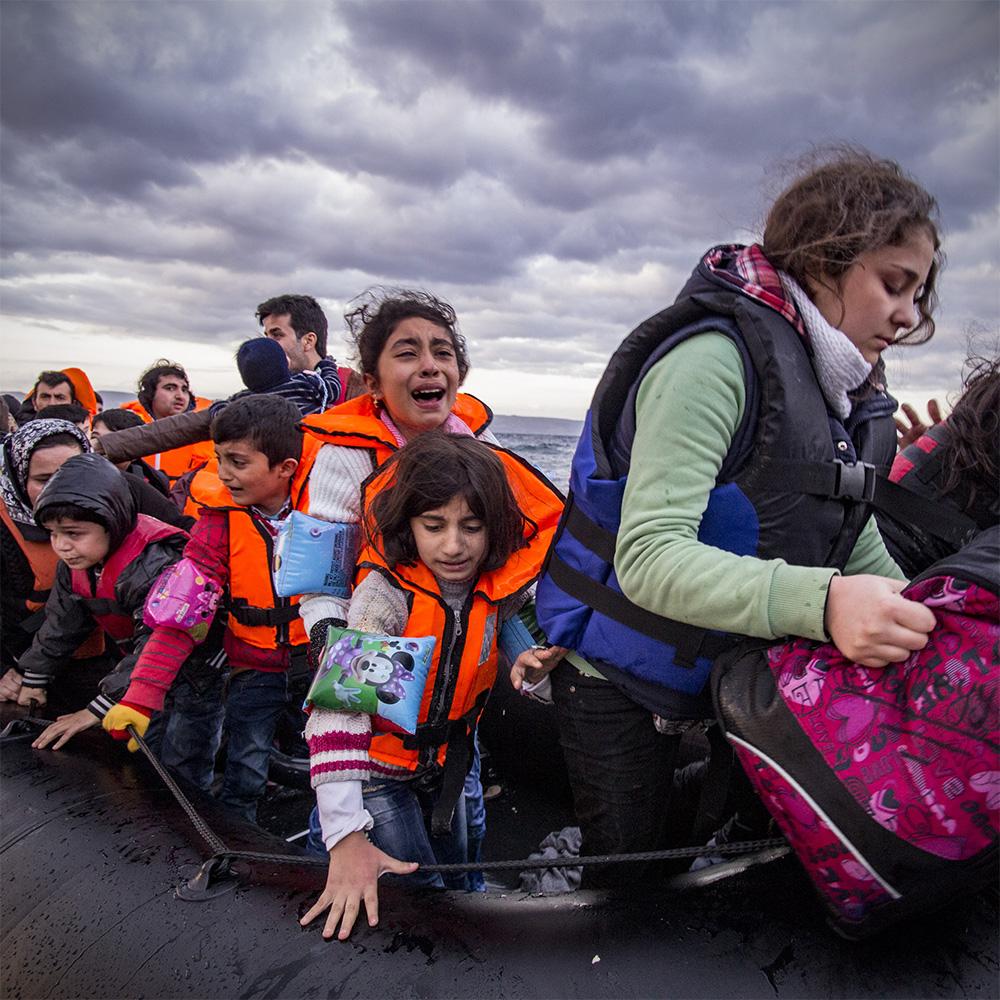 """Für eine menschenrechtskonforme Asyl- und Migrationspolitik: Rhein-Kreis Neuss auf dem Weg zum """"Sicheren Hafen"""""""